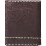 Pánská kožená peněženka SEGALI W 70082 tm. hnědá