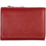 Dámská kožená peněženka SEGALI W 70089 červená