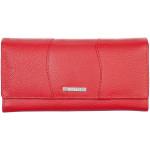 Dámská kožená peněženka SEGALI 10027 červená