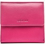 Dámská kožená peněženka SEGALI 60337 magenda