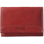 Dámská kožená peněženka SEGALI 100 červená WO