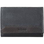 Dámská kožená peněženka SEGALI SG 100 černá/hnědá WO