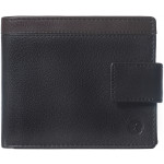 Pánská kožená peněženka SEGALI 01299 černá/hnědá