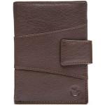 Pánská kožená peněženka SEGALI 61326 hnědá