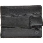 Pánská kožená peněženka SEGALI SG 61325 černá