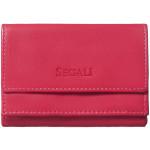 Dámská kožená peněženka SEGALI SG 1756 hot pink