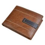 Pánská kožená peněženka SEGALI 70078 lt. koňak
