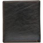Pánská kožená peněženka SEGALI 2035-46 černá/koňak