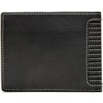 Pánská kožená peněženka SEGALI 572 665 004 černá