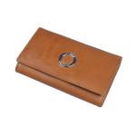 Dámská kožená peněženka SEGALI 720 116 704 koňaková