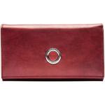 Dámská kožená peněženka SEGALI 720 116 705 červená