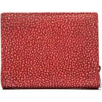 Dámská kožená peněženka SEGALI SG 61420 W červená/černá