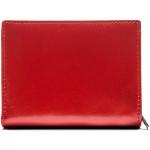 Dámská kožená peněženka SEGALI 61420 červená/černá