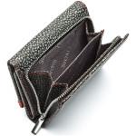 Dámská kožená peněženka SEGALI SG 61420 W černá/červená