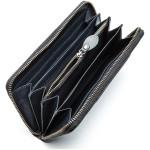 Dámská kožená peněženka SEGALI 4989 W modrá