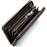Dámská kožená peněženka SEGALI 4990 W chocolate