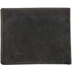Pánská peněženka SEGALI 1045 broušená kůže černá