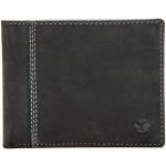 Pánská peněženka SEGALI SG 1045 broušená kůže černá
