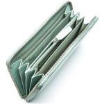 Dámská kožená peněženka SEGALI SG 1084 lt. šedá/černá