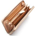 Dámská kožená peněženka SEGALI 1084 lt. béžová/černá