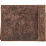 Pánská kožená peněženka SEGALI SG 1342 hunter hnědá