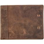 Pánská kožená peněženka SEGALI 1342 hunter hnědá