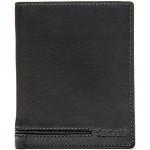 Pánská kožená peněženka SEGALI SG 1360 maple nappa černá