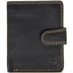 Pánská kožená peněženka SEGALI SG 1618 savage černá