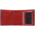 Dámská kožená peněženka SEGALI 70089 červená