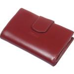 Dámská kožená peněženka SEGALI W 70092 červená