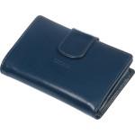 Dámská kožená peněženka SEGALI 70092 modrá