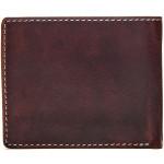 Pánská kožená peněženka SEGALI 1031 hnědá