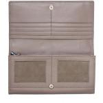 Dámská kožená peněženka SEGALI 2249 taupe