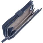 Dámská kožená peněženka SEGALI 3489 šedá