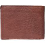 Pánská kožená peněženka SEGALI 3490 hnědá