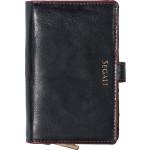 Dámská kožená peněženka SEGALI 3743 roma černá