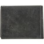 Pánská kožená peněženka SEGALI 614818 černá