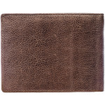 Pánská kožená peněženka SEGALI 1616 mustang hnědá