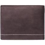 Pánská kožená peněženka SEGALI 02 new hunter hnědá