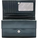 Dámská kožená peněženka SEGALI 61336 A modrá