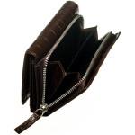 Dámská kožená peněženka SEGALI 910 19 9510 hnědá