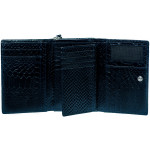 Dámská kožená peněženka SEGALI 910 19 9510 navy