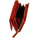 Dámská kožená peněženka SEGALI 910 19 9510 červená