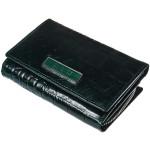 Dámská kožená peněženka SEGALI 910 19 9510 zelená
