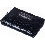 Dámská kožená peněženka SEGALI 910 19 489 navy