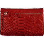 Dámská kožená peněženka SEGALI 910 19 704 červená
