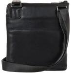 Pánská kožená taška SEGALI BRIJ 343 černá