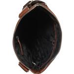 Pánský kožený crossbag SEGALI 439 koňak