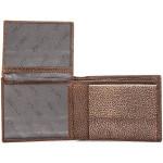 Pánská kožená peněženka SEGALI 61075 hnědá