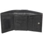Dámská kožená peněženka SEGALI 100 černá/hnědá WO
